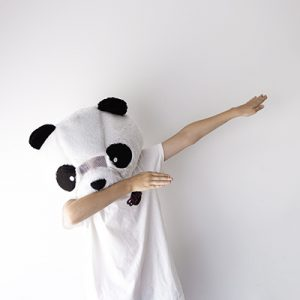 The Shoot and Burn Panda Man